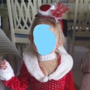 Toddler Girl Rockette Costume